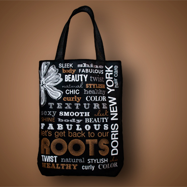Let's Get Back to Our Roots - Tote Bag