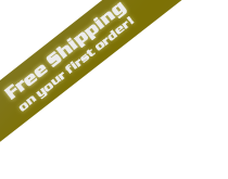 Free shipping on your first order!